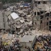 The collapse of Rana Plaza in Bangladesh, What do we do now ? L'effondrement du Rana Plaza à Dacca! Et maintenant ? Lembra-se do colapso do edificio que albergava uma fabrica textil no Bangladesh ?(French, English and Portuguese)